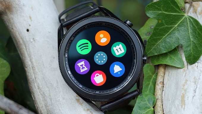 Galaxy Watch 3 update: more autonomy and better activity tracking