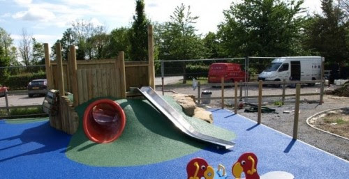 Wet Pour Surfacing Specialists in Millfield #Wetpour #Playground…