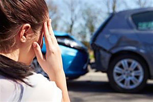 Dealing with a Car Accident | Mike Leonard
