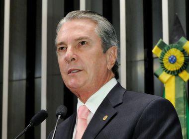 Collor anuncia que é pré-candidato à Presidência da República pelo PTC