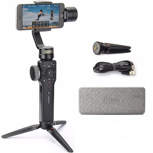 3 Reasons to Use a Phone Video Stabilizer