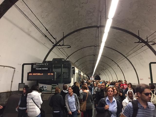 Roma Trasporti News - Atac, il 24 e il 25 aprile interrotta tratta della Roma-Viterbo