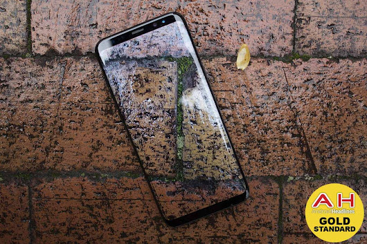 Galaxy S8 & S8 Plus Review: Samsung's Almost Perfect Phones | Androidheadlines.com