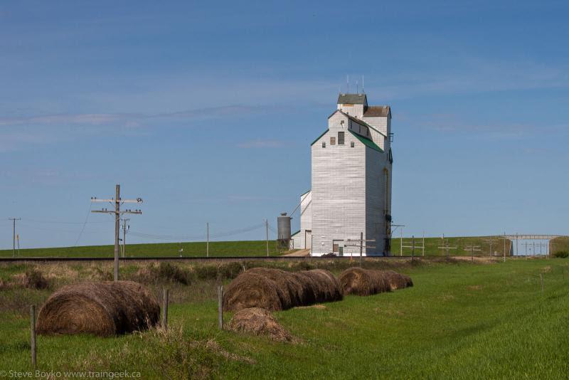 Harte grain elevator
