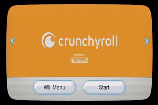 Crunchyroll App Coming To Wii