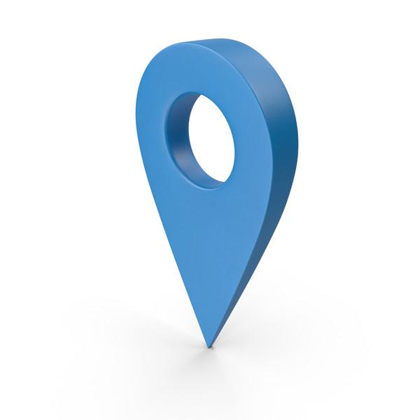 Blue Map Pointer Png Images Psds For Download
