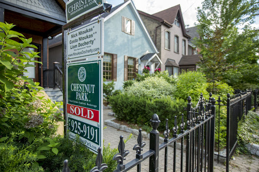 Toronto real estate prices soar during hot August | Toronto Star