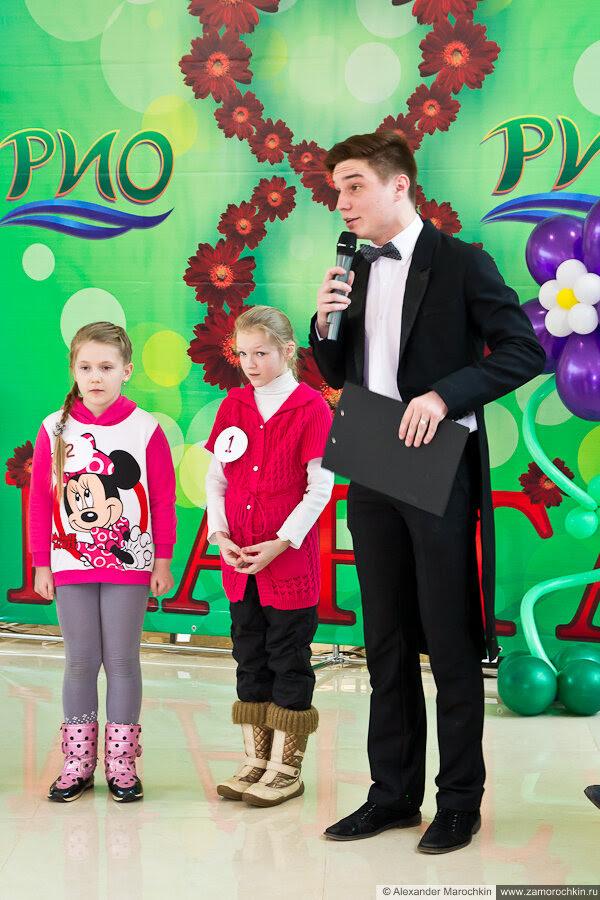 Конкурс на звание принцессы РИО 8 марта Саранск