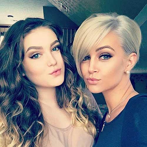30 Pics of Chic Fun Short Blonde Haircuts Short