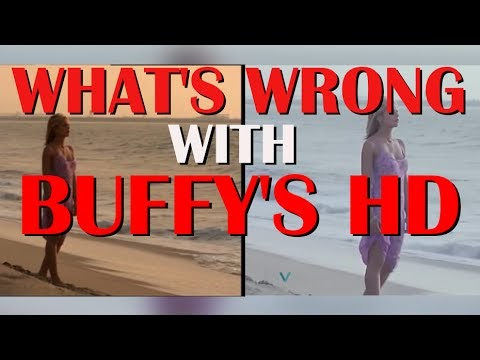 The Wertzone: BUFFY THE VAMPIRE SLAYER released in HD on