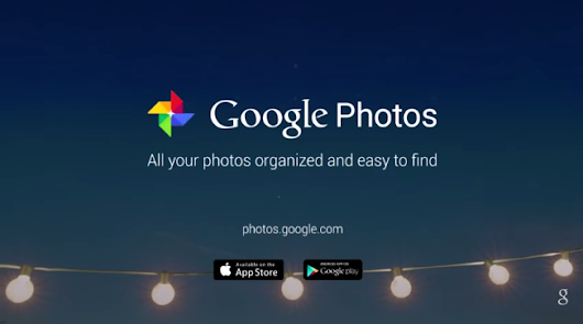 Google announces unlimited picture and video storage with new Photos app