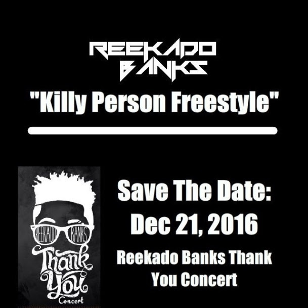 "Download – Reekado Banks ""Killy Person"" (Freestyle) - 9ja"
