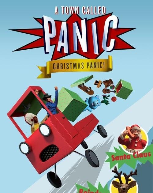 Descargar A Town Called Panic: A Christmas Panic! (2013) Película Completa En Español Latino HD