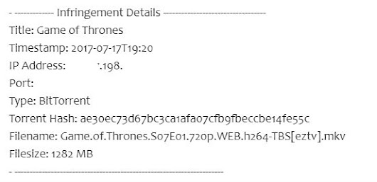 Game of Thrones Pirates Being Monitored By HBO, Warnings On The Way - TorrentFreak