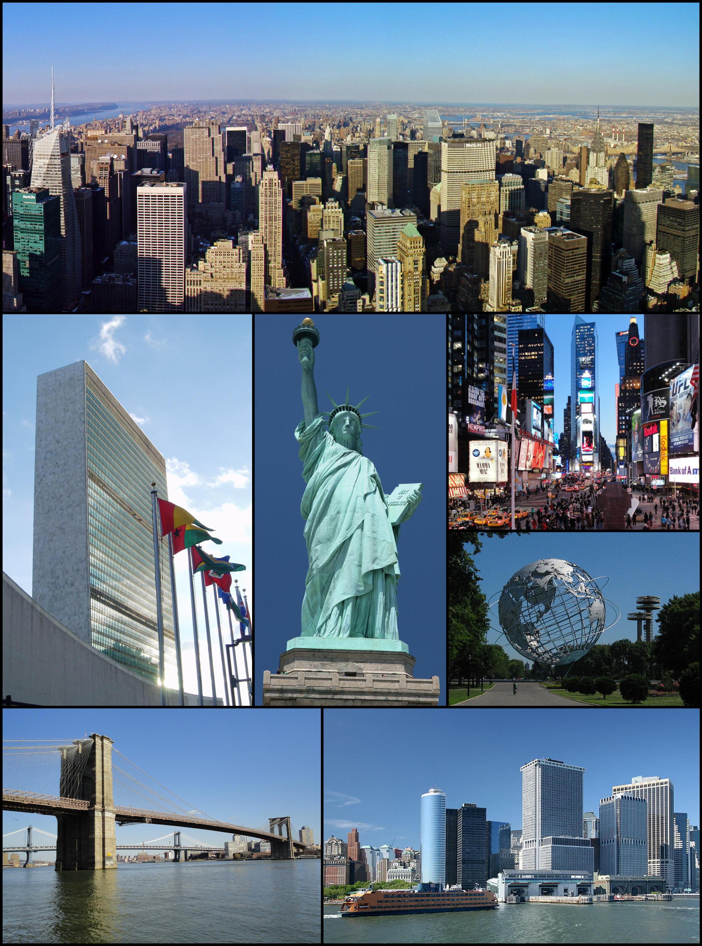 Kota New York Wikiwand