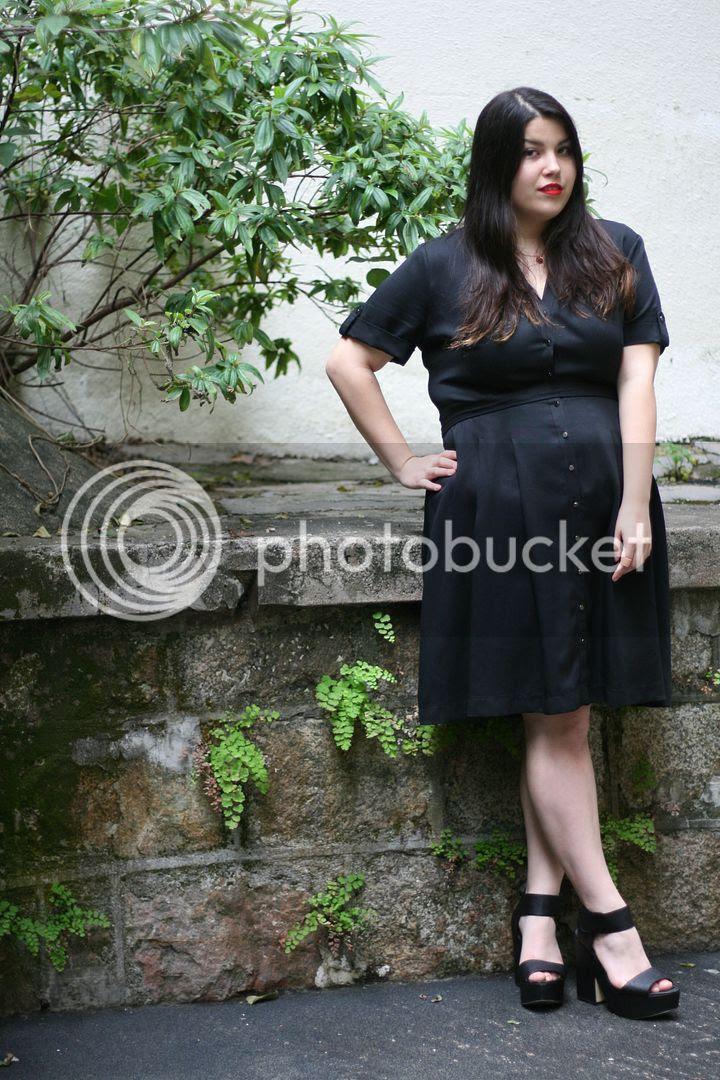 Modamix plus size fashion toronto canada hong kong Modamix Fashion Plus Size Button Dress Aria Dress