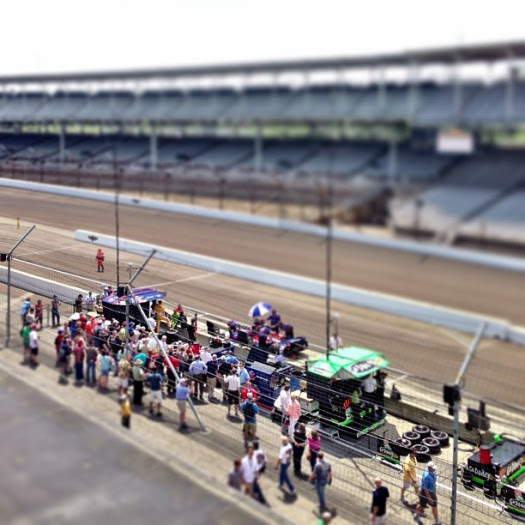 Places I Go: Indianapolis Motor Speedway
