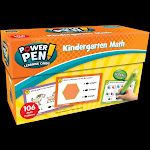 TEACHER CREATED RESOURCES (3 PK) POWER PEN LEARNING CARDS 6010BN