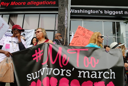 Sexual harassment stakes huge for low-income women. Will #MeToo help them too?
