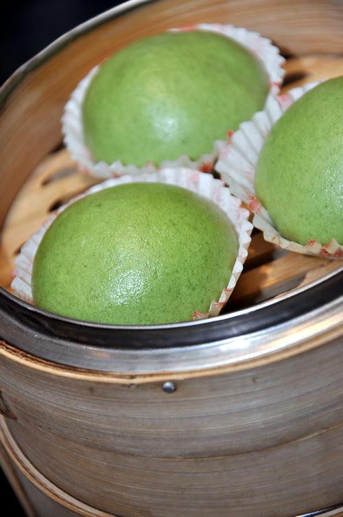 Di Wei Steamed Mini Custard Bun with Salted Egg Yolk