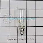 Whirlpool Range Vent Hood 8190806 Bulb, Light (40W)