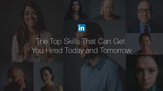 The Top Skills That Can Get You Hired in 2017