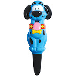 Educational Insights Hot Dots Jr. Ace-the Talking, Teaching Dog Pen, Interactive Learning, Compatible with All Hot Dots Sets Style: Ace - Dog Pen
