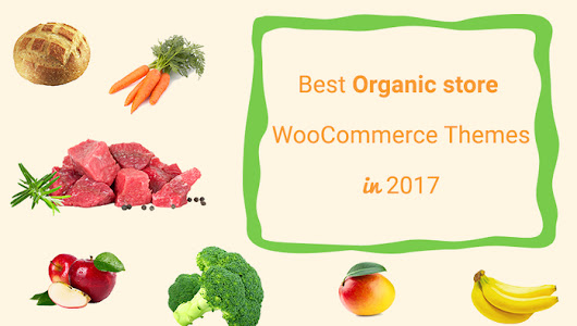 Best WooCommerce Themes for Selling Organic Products in 2017 - NooTheme | Premium Joomla Templates and Extensions