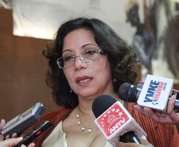 Diputada Tania Díaz