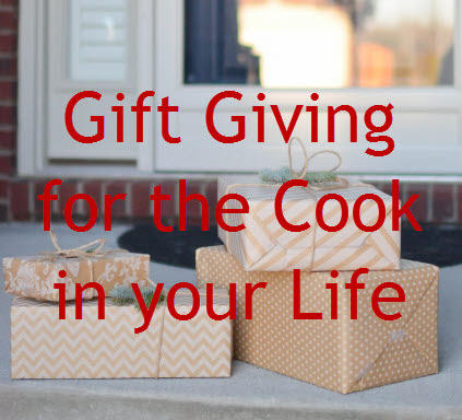 The Heat is on - Gift Giving for the Cook in your Life