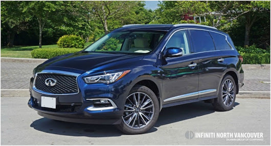 2016 Infiniti QX60 Road Test Review at Infiniti North Vancouver