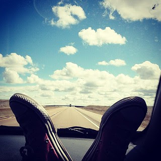 Day81 driving through Nebraska 3.22.13 #jessie365 #nebraska