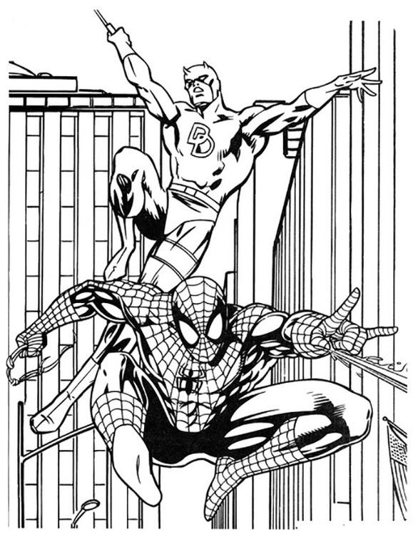 malvorlagen superhelden kostenlos  kinder zeichnen und