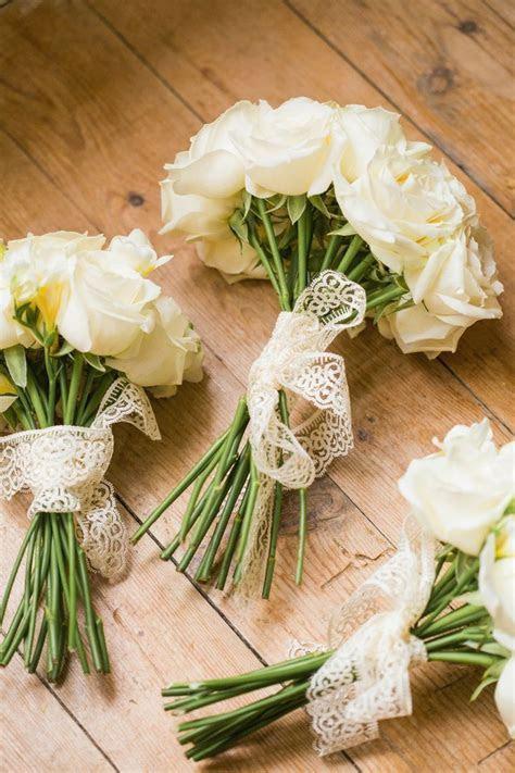 Best 25  White Rose Bouquet ideas on Pinterest   Baby's