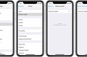 How To Update Iphone Ios On Mac