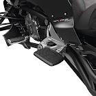 Can-Am Spyder F3 Carbon Black Rear Passenger Footboards 219400530