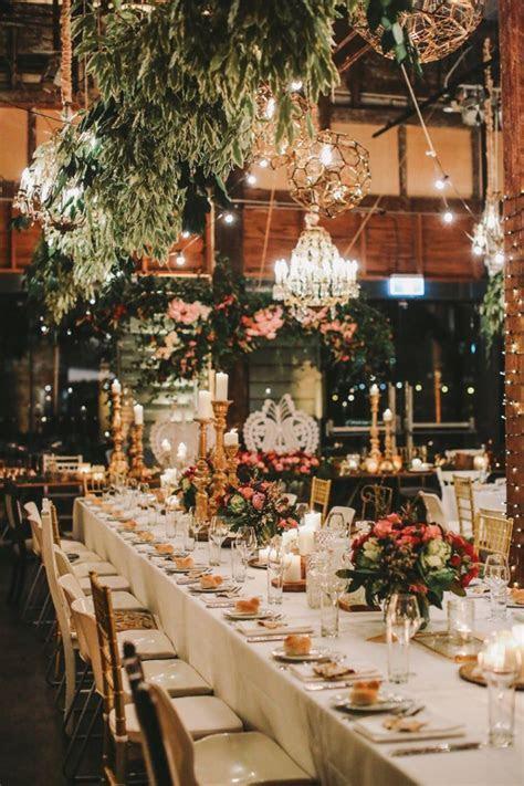 Sydney Wedding: Romantic Botanical Garden Theme   MODwedding