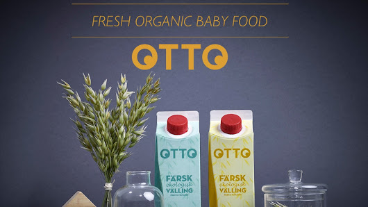 OTTOs Barnmat  - Fresh Organic Baby Food