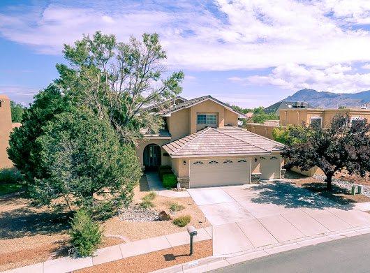 8529 Vineyard Ridge Road NE, Albuquerque, NM, 87122