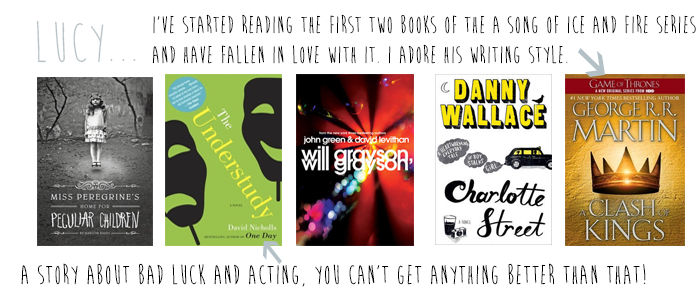 favourite 2013 reads Lucy