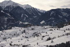 White Week End on Fiss (Austria)
