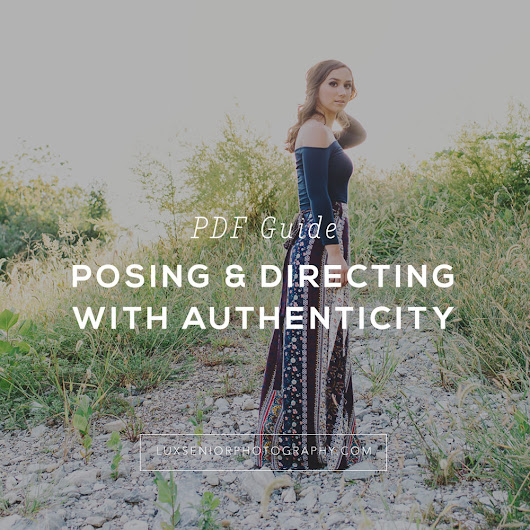 Posing & Directing Seniors With Authenticity