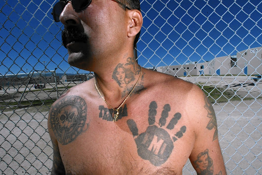 LAPD criticized for arranging downtown talk by Mexican Mafia killer