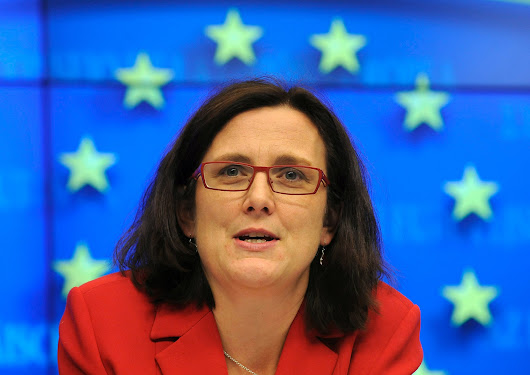 'You need to hear what the EU official in charge of TTIP has told me'