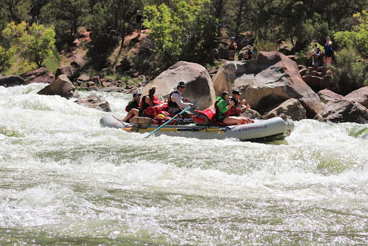 Green River Gates of Lodore Colorado's Best White Water Trip