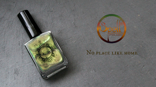 No place like home : le vernis multichrome de Spell Polish