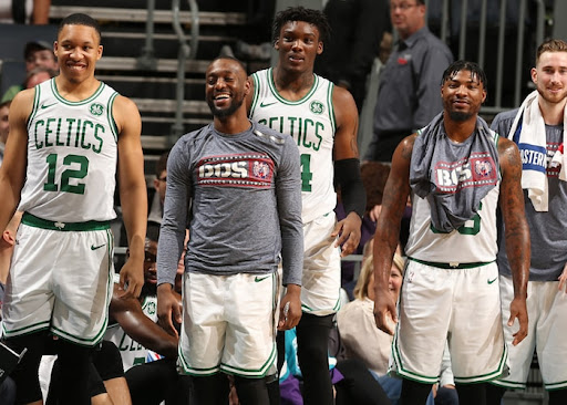 Avatar of Celtics Tied for NBA's Best Record, but They're Hungry for More