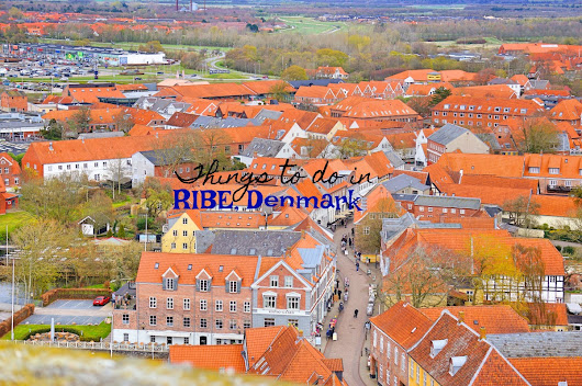 What to do in Ribe, Denmark in less than 2 hours?