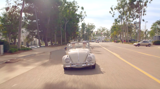 The art of making a fully electric 1959 Volkswagen Beetle