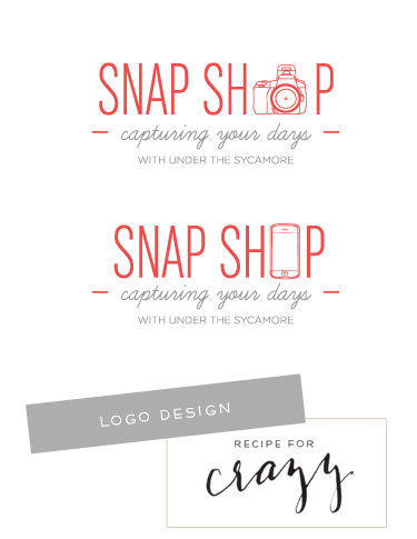 snap shop logo design by recipeforcrazy